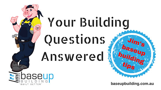 Your Building Questions Answered!