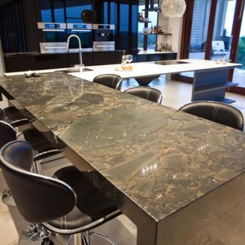 Granite Benchtop 2   High